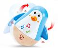音乐企鹅不倒翁