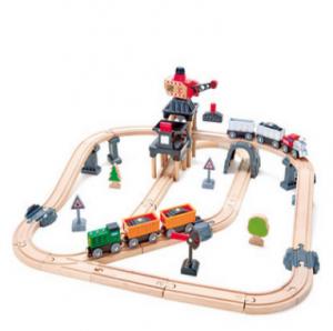 火车轨道采矿运载套