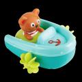泰迪熊滑水回力船